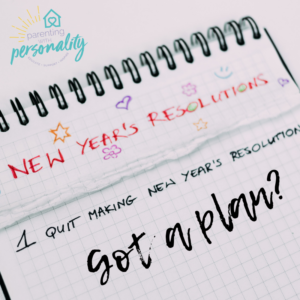 New Years Resolution: Stop Making Resolutions!