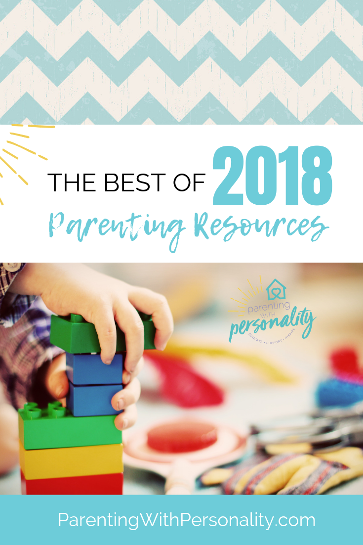 Best of 2018 Parenting Resources