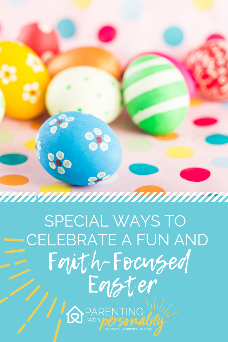 faith focused Easter