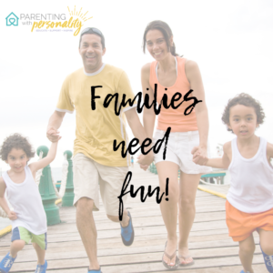 families need fun