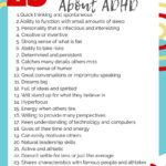 25 Things to Love about ADHD thumbnail image of this free resource